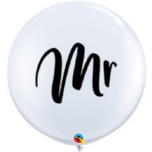 3ft Giant Balloons -  MR Latex Balloon 1pc